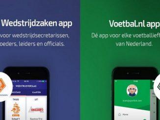 Voetbal.nl en de KNVB Wedstrijdzaken app staan klaar!